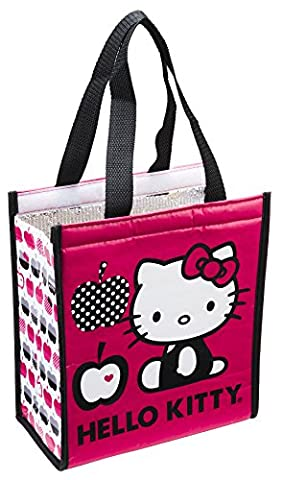 Vandor Hello Kitty Insulated Shopper Tote (18074)