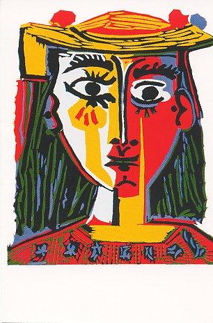 Pablo Picasso. 42 x 45 cm de alta calidad impreso cartel del ...