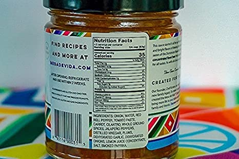 Amazon.com : Smoky Latin Healthy Cooking Sauce 3 Pack - Whole30 Approved | Vegan | Paleo | Heart Healthy | Gourmet : Grocery & Gourmet Food