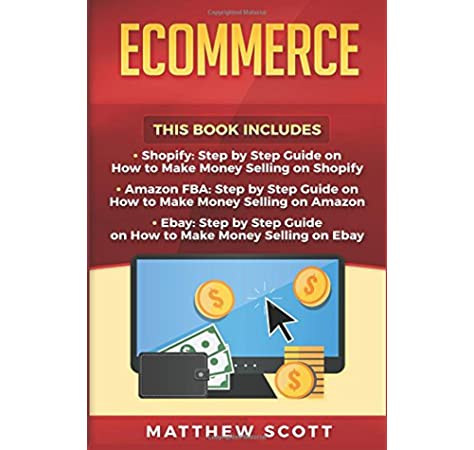 Ecommerce Shopify Step By Step Guide On How To Make Money Selling On Shopify Amazon Fba Step By Step Guide On How To Make Money Selling On Amazon Ebay How To Make
