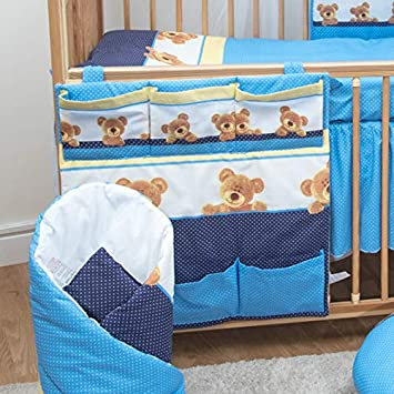 10 Babys Comfort COT TIDY ORGANISER from Patchwork collection