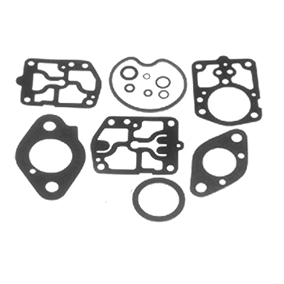 Amazon Com New Mercury Carburetor Kit For Outboards 1399 5198 1399