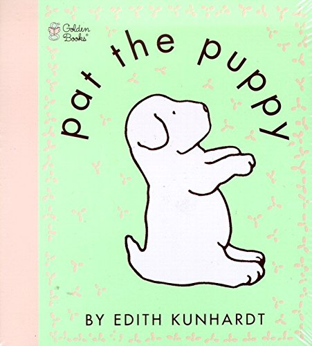Pat the Puppy (Pat the Bunny) (Touch-and-Feel)