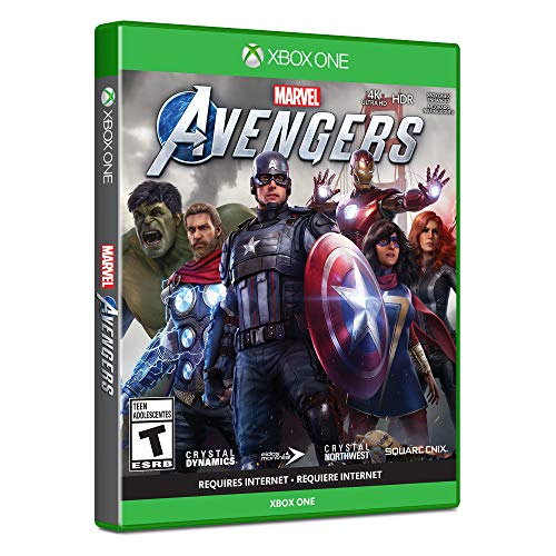 Marvel's Avengers for Xbox One LATAM Spanish/English/French