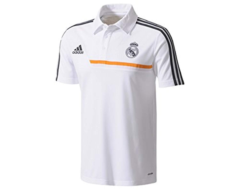Polo Real Madrid -Blanco- 2013-14: Amazon.es: Deportes y aire libre