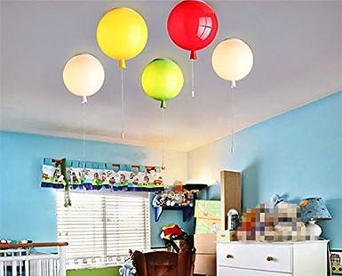 Oncemore bambini nordici moderni creativi balloon color vetro