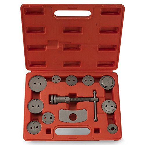 Brake Mustang Kits - Neiko® 20733A Disc Brake Caliper Wind Back Tool Kit | 12-Piece Set