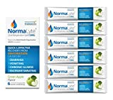 NormaLyte Oral Rehydration Salts, Apple, 6 Pk (Yields 500mL per pack)