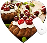 Best Luxlady Whipped Creams - Luxlady Mousepad Heart Shaped Mouse Pads/Mat design IMAGE Review