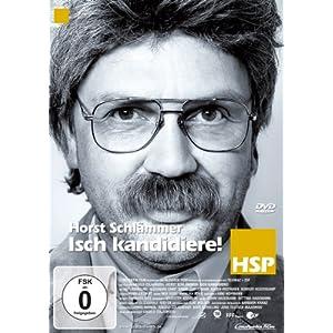 Horst Schlämmer - Isch kandidiere DVD ~ Hape Kerkeling