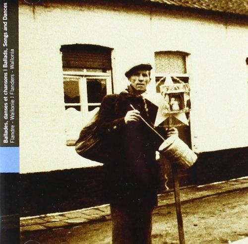 Belgium: Ballads Songs & Dances of Flanders by Various - Belgium Online