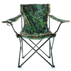 Amazon Com Bigfoot Camo Hunting Camo Chair Sports
