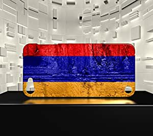 Funda Carcasa para iPod Touch 5 Bandera ARMENIA 07