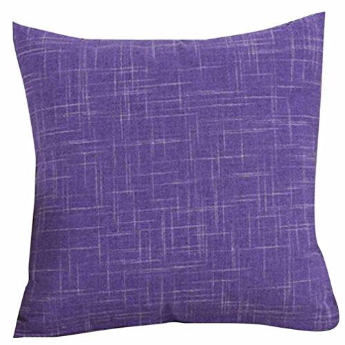 Cheap  Meyerlbama Pillow Cases Simple Fashion Throw Pillow Sham Cafe Sofa Cushion Cover..