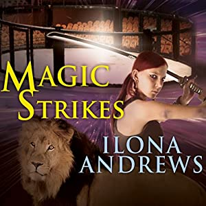 Magic Strikes Audiobook