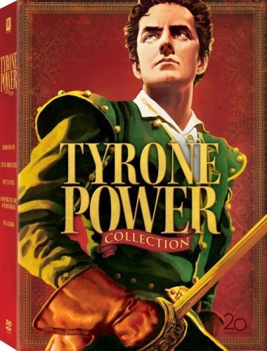 Tyrone Power Gleaning (Blood and Sand / Son of Fury / The Black Rose / Prince of Foxes / The Captain from Castile)