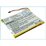 VINTRONS Replacement Battery For GARMIN Nuvi 3590LMT