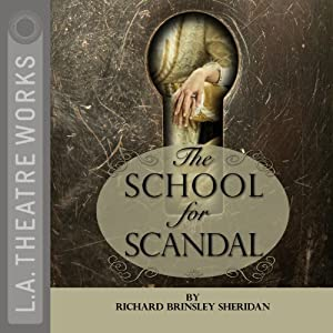 The School for Scandal Performance