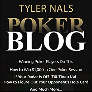 Poker Blog Audiobook