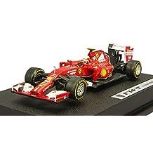 Hot Wheels Elite Heritage Ferrari F2014 Kimi Raikkonen Vehicle (1:43 Scale)
