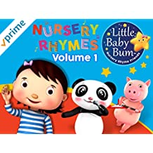 Nursery Rhymes Volume 1 - Little Baby Bum