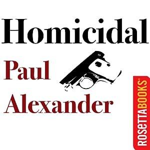 Homicidal Audiobook