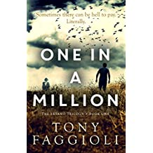 One In A Million: A Supernatural Thriller (The Fasano Trilogy Book 1) (English Edition)