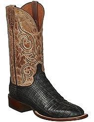 Lucchese Bootmaker Mens Haan Western Boot