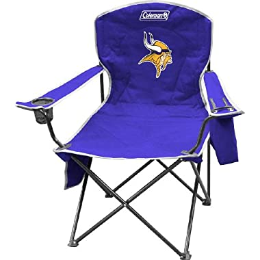 NFL Vikings Cooler Quad Chair
