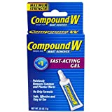 Compound W Wart Remover Gel .25 oz (7 g)