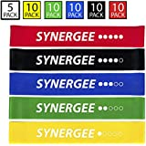 Exercise Fitness Resistance Band Mini Loop Bands That Perform Better When Working Out at Home The Gym Synergee