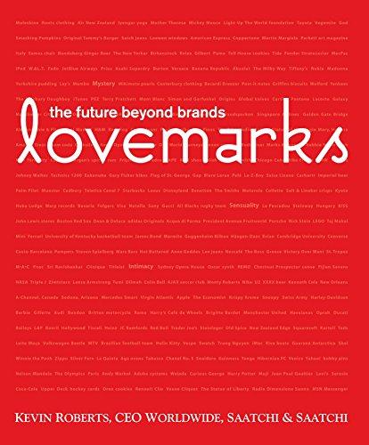 Lovemarks [Roberts, Kevin] (Tapa Dura)