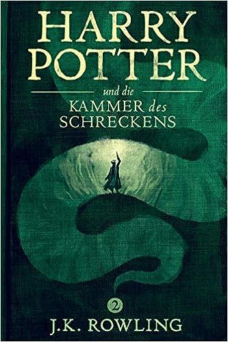 Amazon Com Harry Potter Und Die Kammer Des Schreckens German Edition Ebook Rowling J K Fritz Klaus Kindle Store