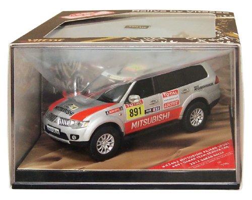 1/43 三菱 パジェロスポーツ ダカールティーム サービスカー 2012 ダカールラリー 43462