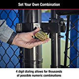 Master Lock 175LH Set Your Own Combination