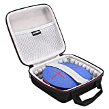 Travel Carrying Case Bag for Ultimate Ears UE Roll or UE Roll 2 Wireless Mobile Bluetooth Speaker, Fits Power Adapter and USB Cable by Ltgem