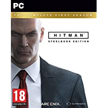 Hitman: The Complete First Season Steelbook Edition (PC) UK IMPORT