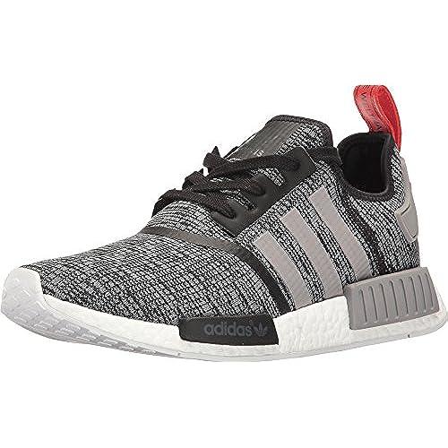 01132af3b ... clearance adidas originals mens nmdr1 glitch graphic core black dark  grey heather solid grey core black