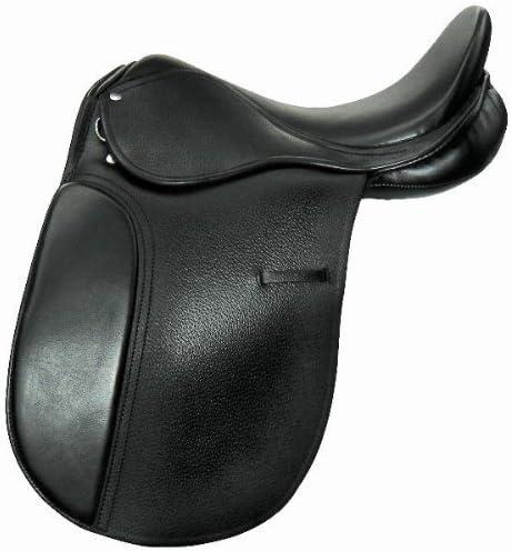 ThornhillシャノンJunior Dressageサドル ブラック 15S