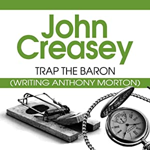 Trap the Baron Audiobook