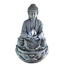 Feng Shui Buddha Meditation Indoor Fountain