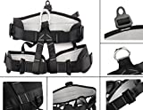 YXGOOD Treestand Harness, Tree Working Safety Belt, Climbing Harness for Garden Art Clip, Tree Clip, Firefighting On Tree