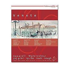 Hahnemuhle Veneto Watercolour Pad 12X16 Inche