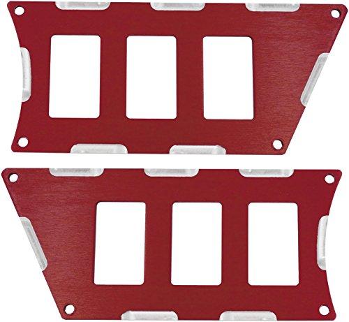 rzr 1000 switch plate - 3