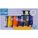 24-Set Acrylic Paint Set