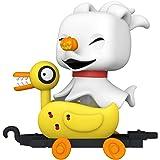 Funko Pop! Train: Nightmare Before Christmas - Zero in Duck Cart, 3.75 inches