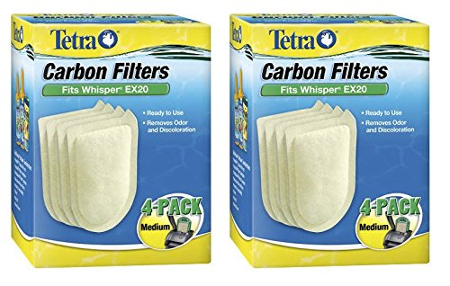 tetra whisper replacement filter - 5