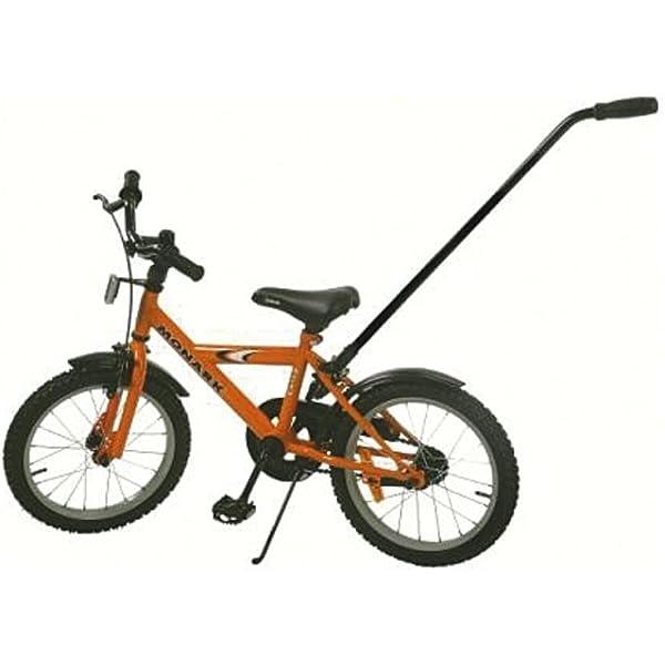 Atran Velo - Barra de empuje para bicicleta infantil (extraíble ...