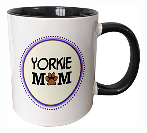 3dRose mug 151839 4 Yorkie Yorkshire Terrier