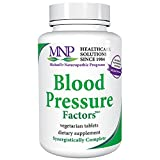 Michael's Naturopathic Programs, Blood Pressure Factors, Blood Pressure Supplement, Premium Natural Herbs & Vitamins, Fights Hypertension, Vegetarian, 2-Month Supply, 180 Count (packaging may vary) For Sale